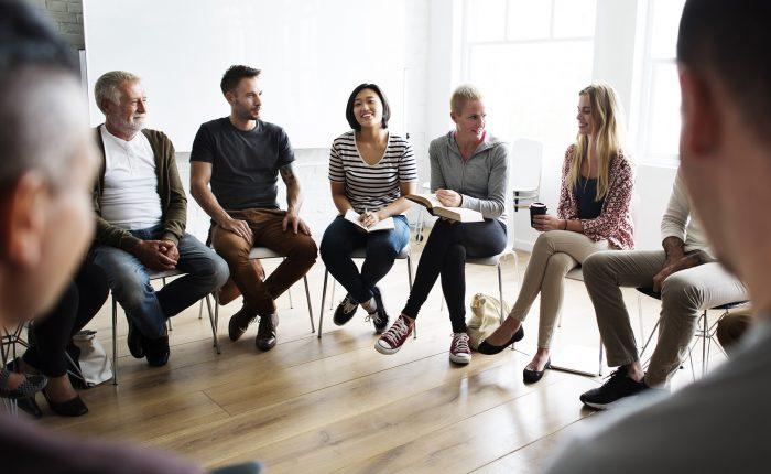 Intern kommunikation och vi-känsla i arbetsteamet